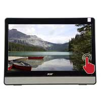 "Acer FT200HQL bmjj 19.5"" Touch Screen LCD Monitor"