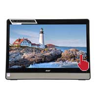 "Acer FT220HQL bmjj 21.5"" Touch Screen LCD Monitor"
