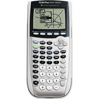 Texas Instruments TI-84Plus Silver Edition Graphing Calculator
