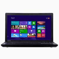 "Toshiba Satellite C55-A5104 15.6"" Laptop Computer - Satin Black in Trax Horizon"