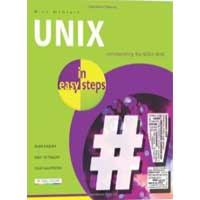 PGW Unix in easy steps, 1st Edition