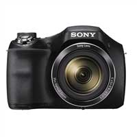 Sony DSC-H300/B 20.1 Megapixel Digital Camera-Black