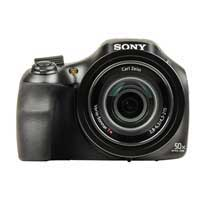 Sony Cyber-shot DSC-HX400V/B 20.4 Megapixel Digital Camera - Black