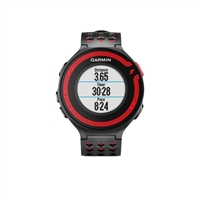 Garmin Forerunner 220 GPS Watch - Black/Red