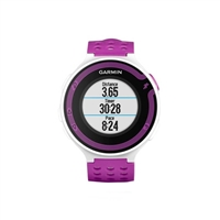 Garmin Forerunner 220 GPS Watch - White/Violet