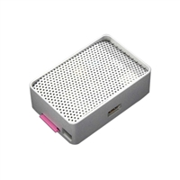 MCM Electronics Unibody Aluminum Case for Raspberry Pi Model B