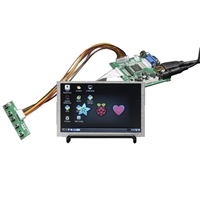 MCM Electronics HDMI Screen for Raspberry Pi