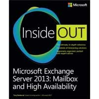 Microsoft Press EXCHANGE SERVER 2013 INSI