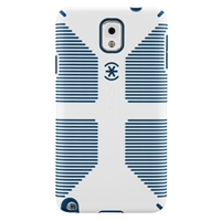 Speck Products CandyShell Case for Samsung Galaxy Note 3 - White/Blue