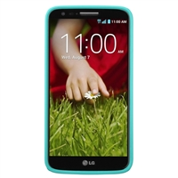 Speck Products CandyShell Case for LG G2 - White/Caribbean Blue