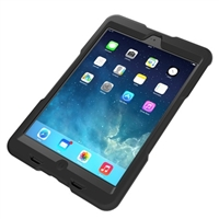Kensington BlackBelt 1st Degree Rugged Case for iPad mini - Black