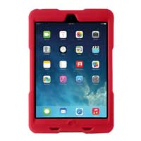 Kensington BlackBelt 1st Degree Rugged Case for iPad mini - Red