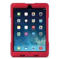 Kensington BlackBelt 2nd Degree Rugged Case for iPad Air - Red