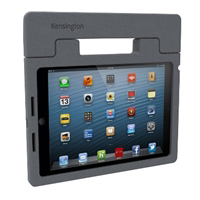 Kensington SafeGrip Rugged Cover with Stand for iPad Air - Grey