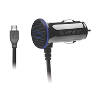Kensington POWERBOLT 3.4 CAR CHARGER
