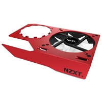 NZXT Kraken G10 Liquid Cooled GPU Mounting Kit - Red