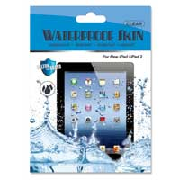 Delton Wireless Water Resistant & Dirtproof Protective Skin for iPad 2