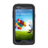 LifeProof Fre Case for Samsung Galaxy S 4 - Black/Clear