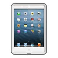LifeProof fre Waterproof Case for iPad mini - White/Gray