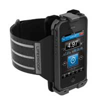 LifeProof Armband for iPhone 4/4s - Black