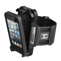 LifeProof Armband for iPhone 5/5s - Black