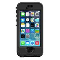 LifeProof nuud Combo Waterproof Case for iPhone 5/5S - Black/Smoke