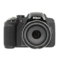 Nikon Coolpix P600 16.1 Megapixel Digital Camera - Black