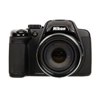 Nikon Coolpix P530 16.1 Megapixel Digital Camera - Black
