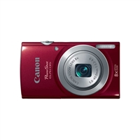 Canon PowerShot ELPH 135 16.0 Megapixel Digital Camera - Red