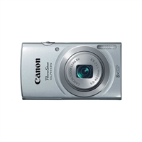 Canon PowerShot ELPH 135 16.0 Megapixel Digital Camera - Silver