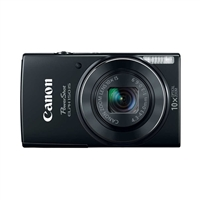 Canon PowerShot ELPH 150 IS 20.0 Megapixel Digital Camera - Black