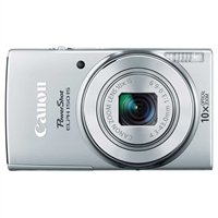 Canon PowerShot ELPH 150 IS 20.0 Digital Camera - Silver