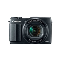 Canon PowerShot G1 X Mark II 12.8 Megapixel Digital Camera - Black