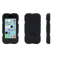 Griffin Survivor Case for iPhone 5c - Black