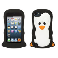 Griffin Kazoo Case for iPod 5th Generation - Black