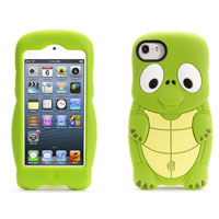 Griffin Kazoo Case for iPod 5th Generation - Green