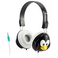 Griffin KaZoo MyPhones Headphones - Penguin