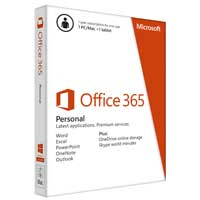 Microsoft Press Office 365 Personal 32/64 - 1YR
