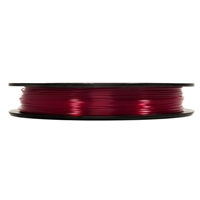 MakerBot Translucent Red PLA Plastic Filament 1.75mm