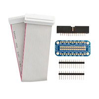 MCM Electronics Raspberry Pi Breakout Cable Kit with GPIO Cable