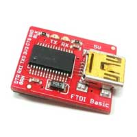 AndyMark Arduino Programmer Main Board