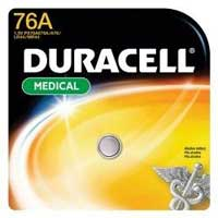 Duracell Electronics Battery 76A