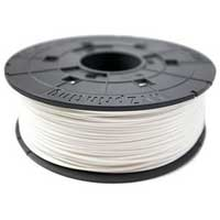 XYZprinting White ABS Filament Cartridge 600g