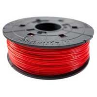XYZprinting Red ABS Filament Cartridge 600g