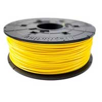 XYZprinting Yellow ABS Filament Cartridge 600g