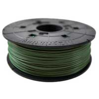XYZprinting Olivine ABS Plastic Filament Cartridge 1.75mm 600g (1.3 lbs)