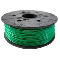 XYZprinting Green ABS Filament Cartridge 600g