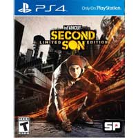Sony INFAMOUS SEC SON LE PS4