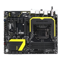 MSI Z87 MPower Socket LGA 1150 ATX Intel Motherboard
