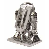 Fascinations Star Wars Metal Earth Model Kits - R2-D2